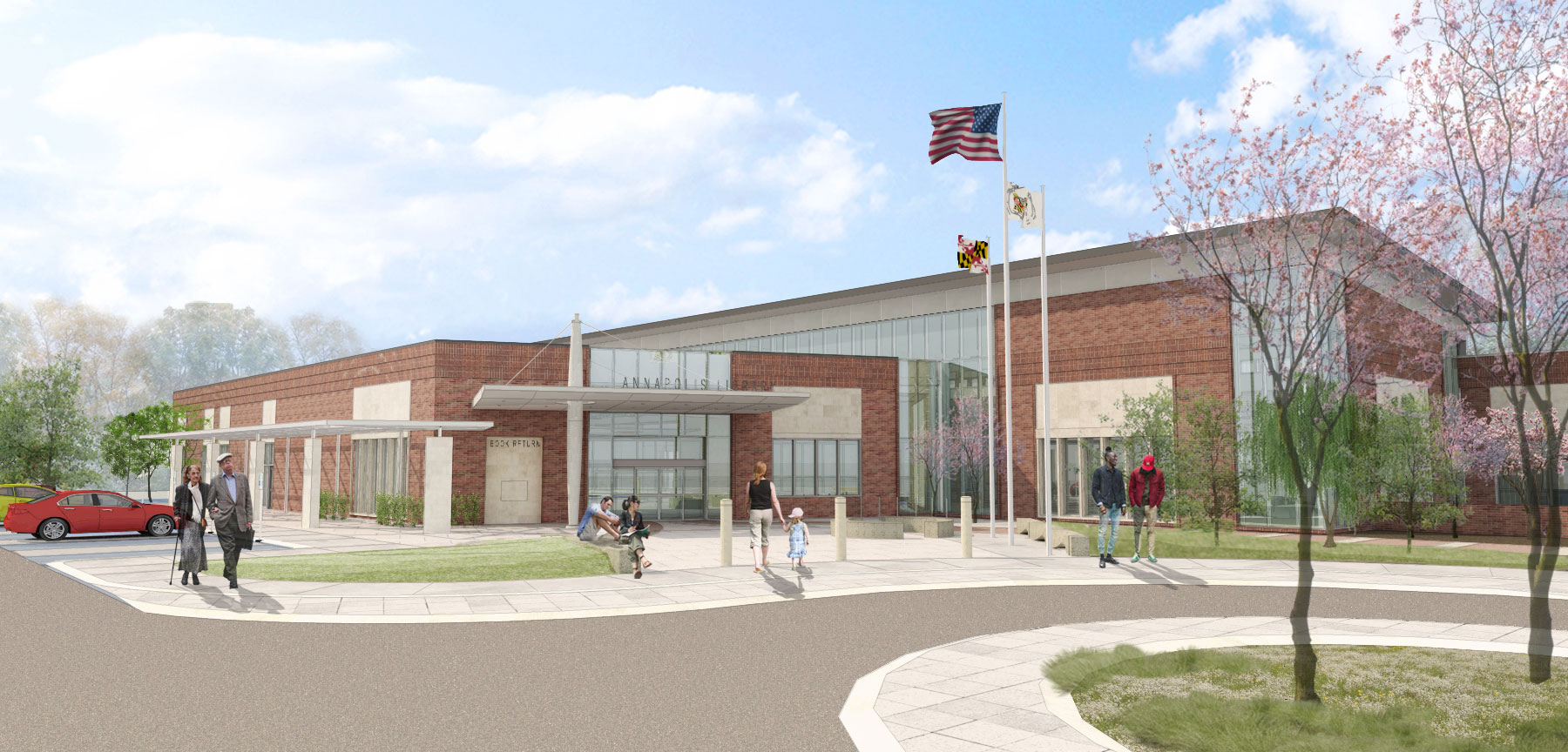 Annapolis-Library_LCA_DD_RENDERING-02_Entry