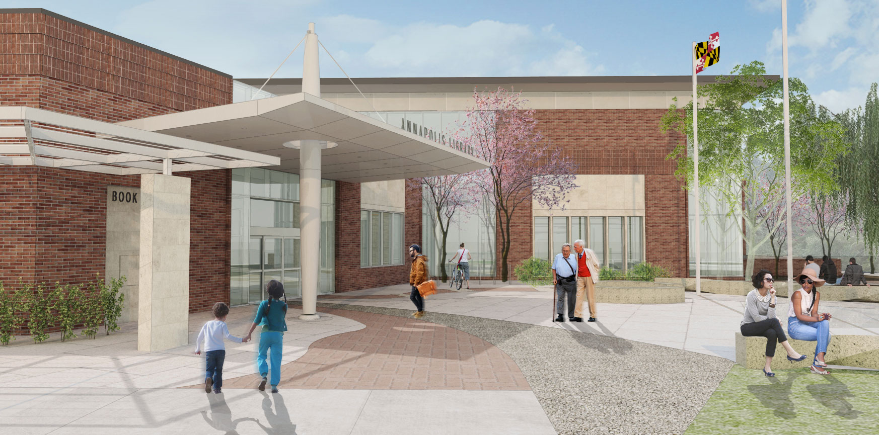 Annapolis-Library_LCA_DD_RENDERING-03-Entry-Close
