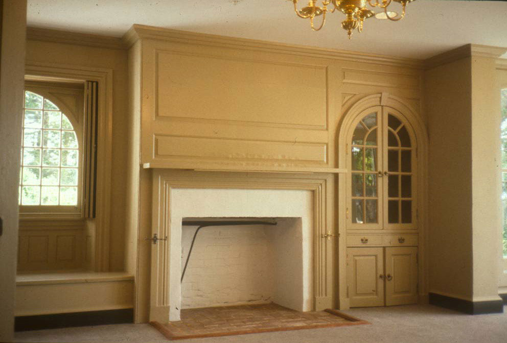 Belmont-Fireplace